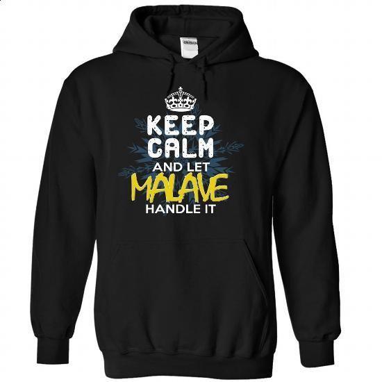 Keep Calm and Let MALAVE Handle It - #vintage shirt #sweatshirt street. BUY NOW => https://www.sunfrog.com/Automotive/Keep-Calm-and-Let-MALAVE-Handle-It-ostbizauml-Black-30329582-Hoodie.html?68278