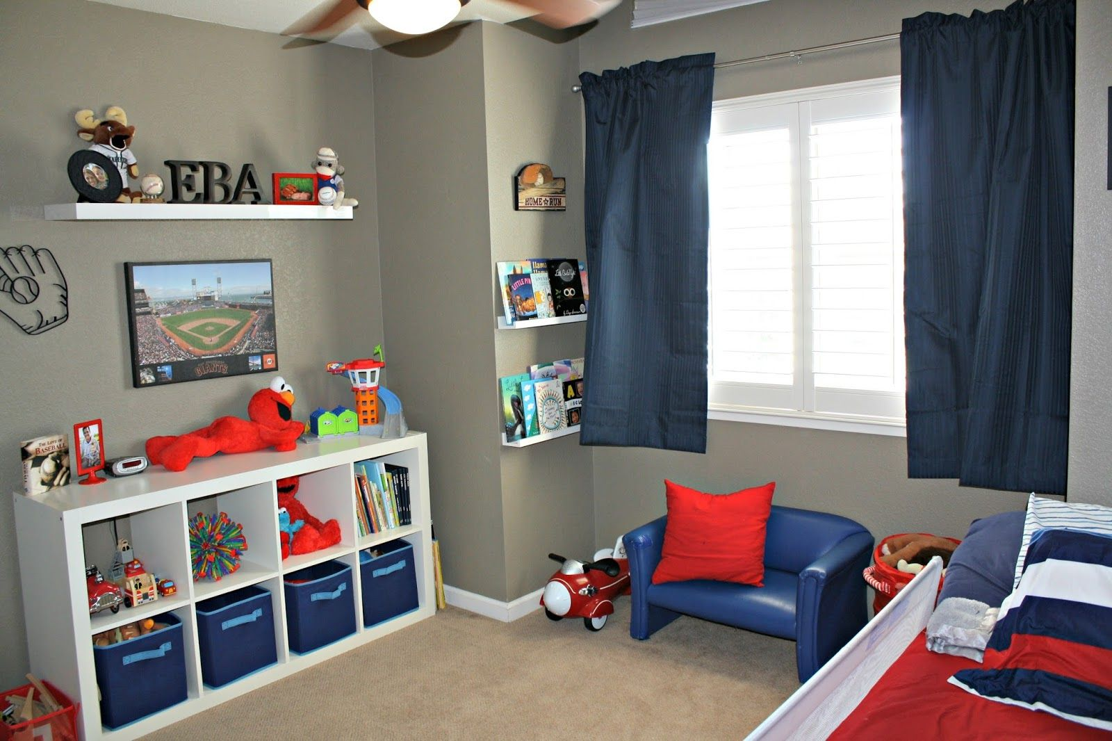 20 Sports Themed Boys Room Wall Art Ideas For Bedroom Check More At Http Davidhyounglaw Co Modern Toddler Bedroom Kids Bedroom Designs Boy Toddler Bedroom