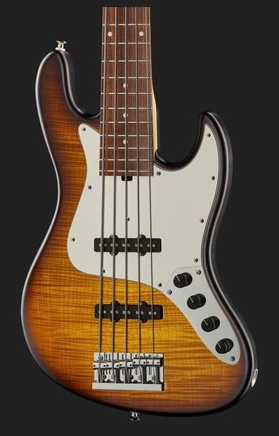 5 string electric bass  Sadowsky NYC Deluxe Satin Vint 5 PF