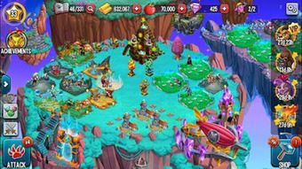 Monster Legends MOD APK v4 5 2 [Unlimited Everything] Full