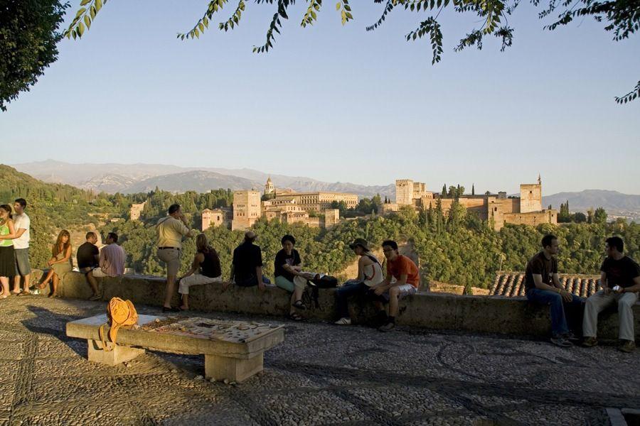 Los 10 rincones más bellos de Granada.