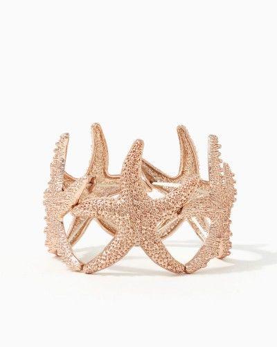 Charming Charlie S Rose Gold Starfish Bracelet L O V E