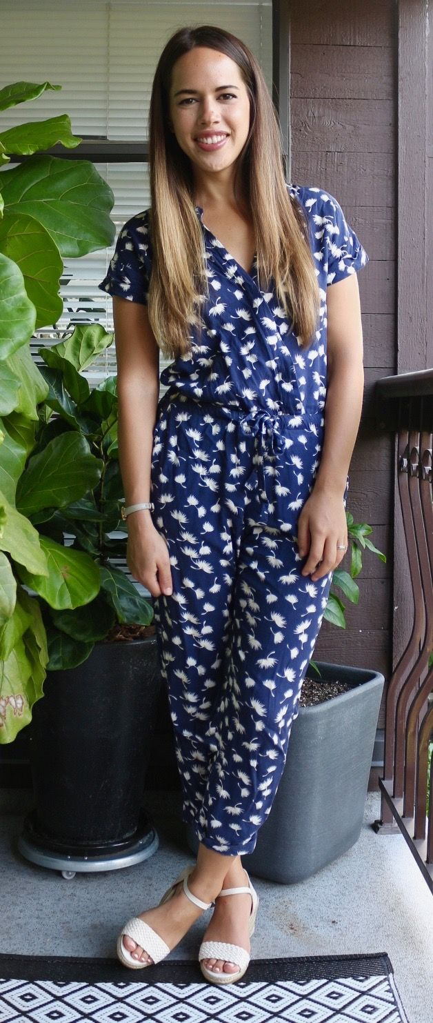 6f582d3c85d Jules in Flats July Outfits - Old Navy Jumpsuit