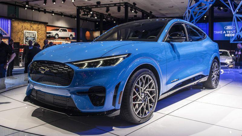 2021 Ford Mustang Mach E Bestellungen Zeigen Wunsch Nach Reichweite Allradantrieb In 2020 Ford Mustang Mustang Ford