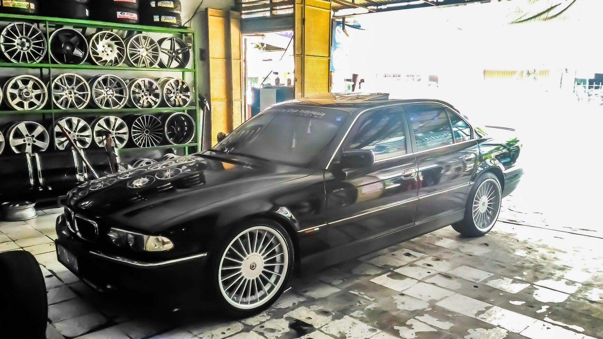 Back To Classic Bmw E38 728i Alpina Autos Coches