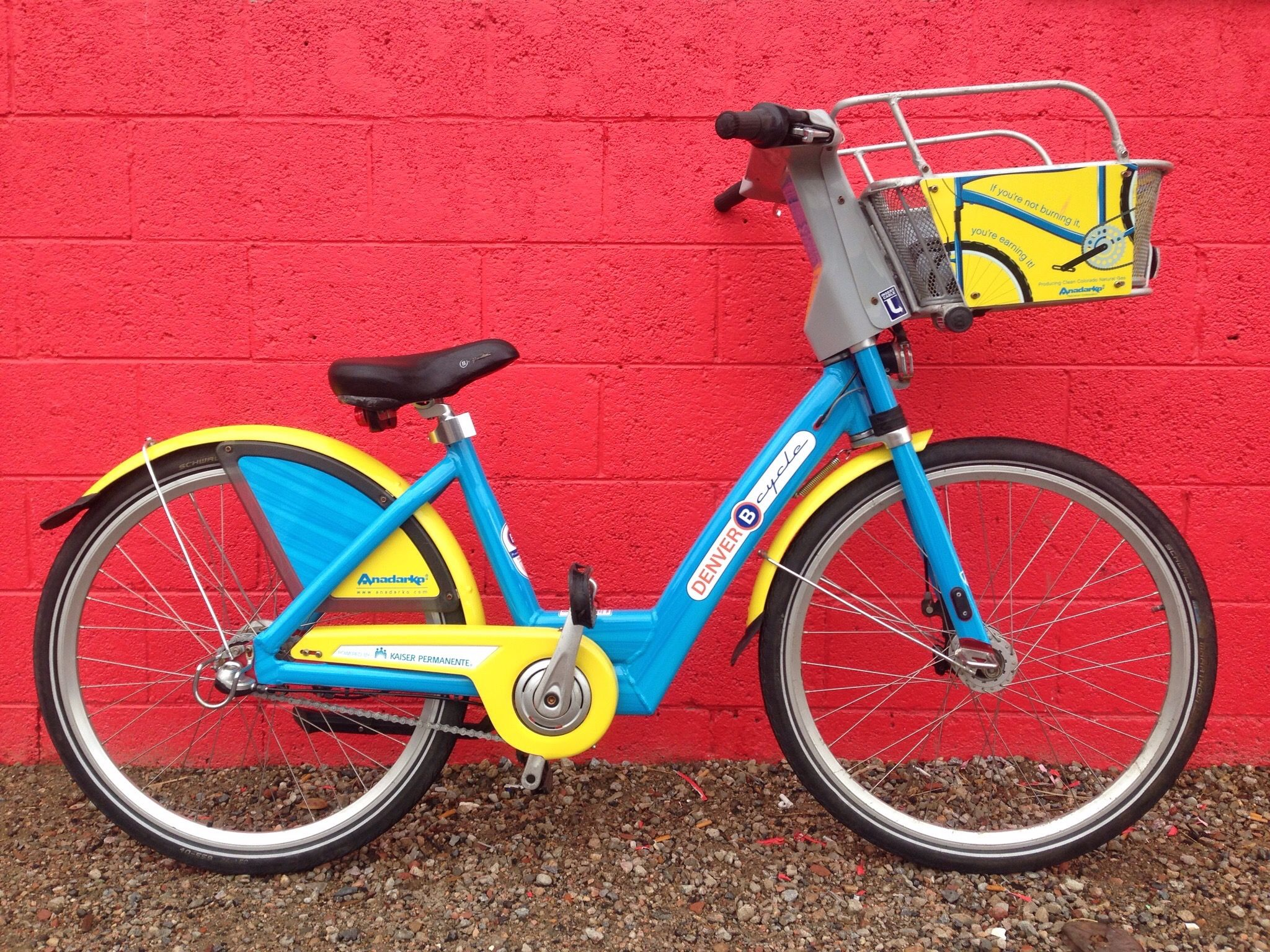 Denver bcycle rentals 924 hours rocky mountains