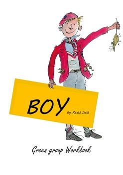 roald dahl boy book report Publisher, cape (us) publication date 1984 pages, 176 isbn 978-0-224- 02985-8 followed by, going solo boy: tales of childhood (1984) is an  autobiographical book by british writer roald dahl.
