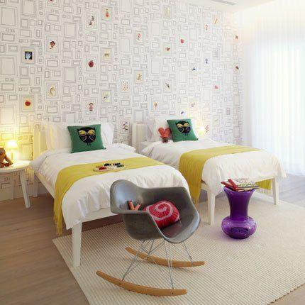 Chambre colorée côté enfants Bedrooms Ideas Pinterest Kids