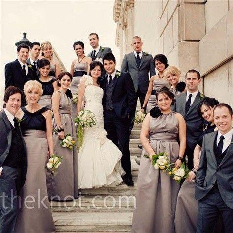 Tux To Go With Charcoal Dress Wedding Attire Bridesmaids Colors Groomsmen Tuxedo 240801911296254581 Zhwezpyd C