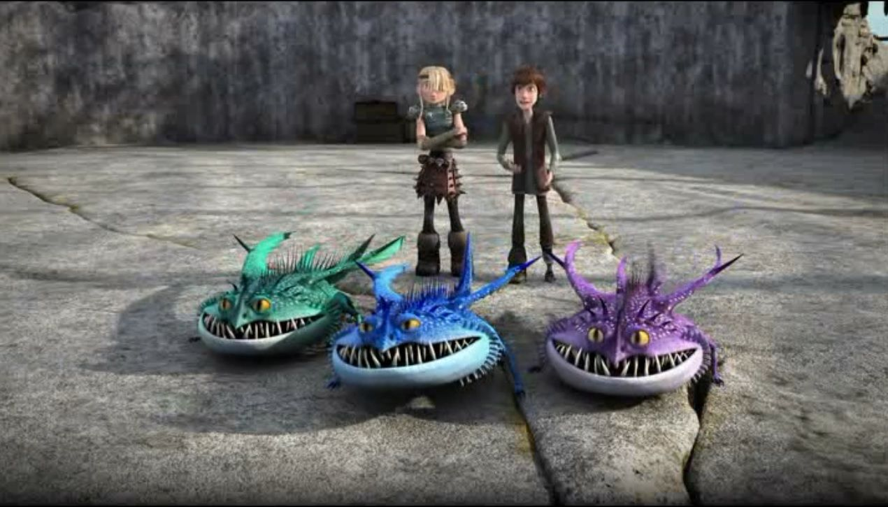 baby Thunderdrum   How to train your dragon, How train ...