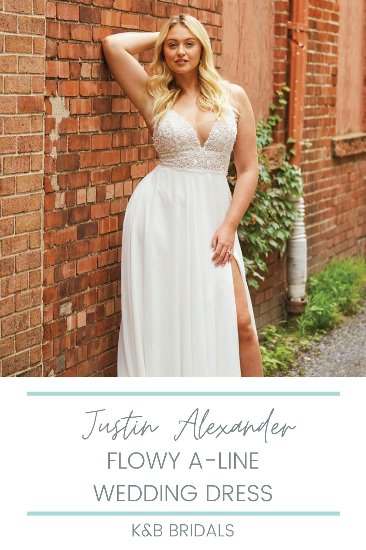 Justin Alexander 88035ps Justin Alexander Wedding Dress A Line Wedding Dress Bridal Dress Shops [ 1500 x 1000 Pixel ]