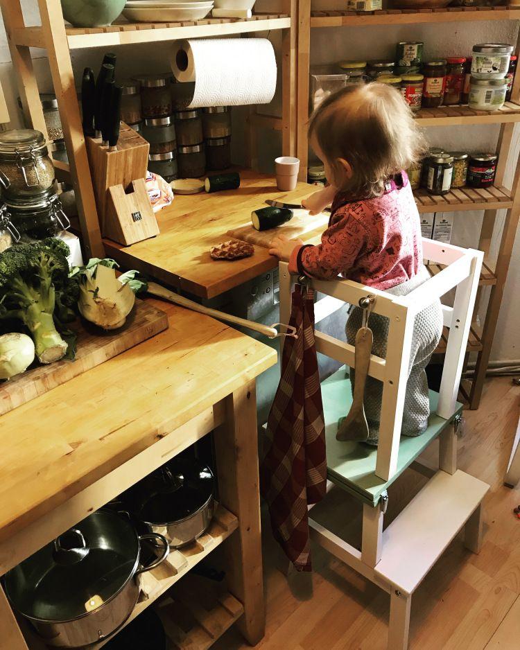 Diy Lernturm Und Kindertisch In Einem Diy Projektideen