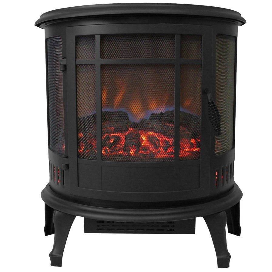 Comfort Glow Claremont 1 000 Sq Ft Vent Free Electric Stove