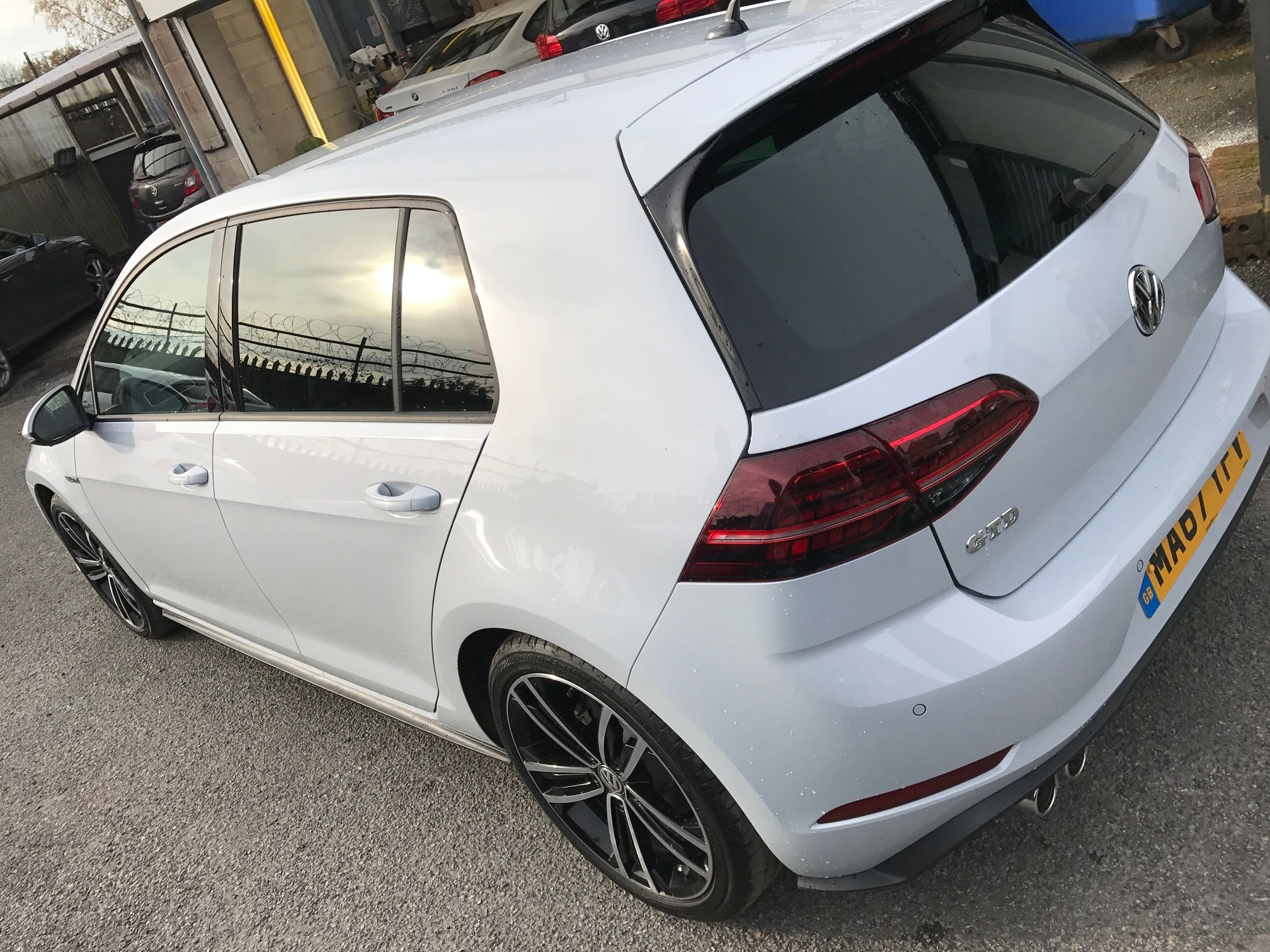 Best Vw Golf Car Leasing Deals For Personal Business Contract Hire Carlease Uk