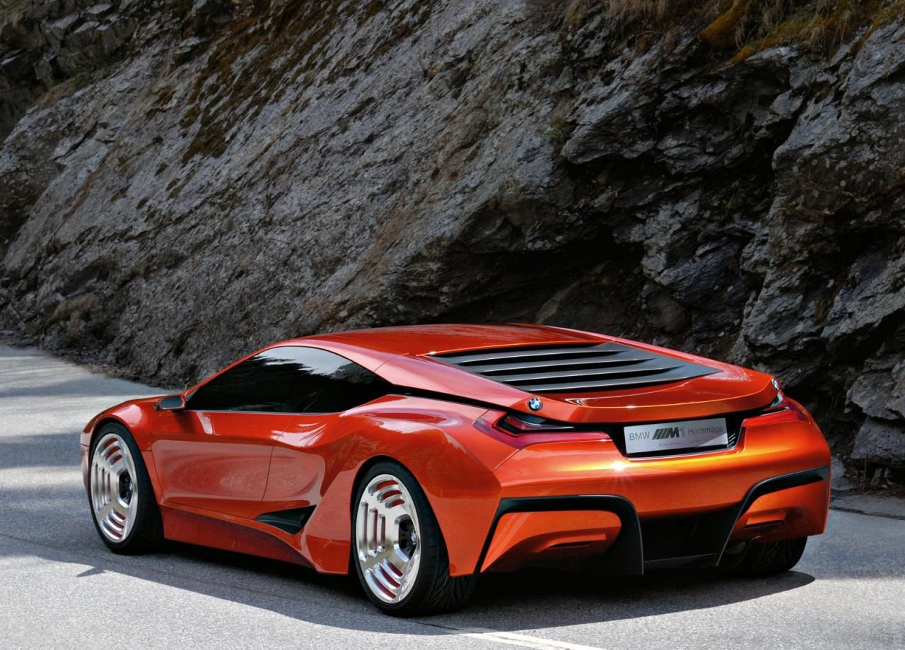 2008 BMW M1 Concept | Hot Wheels | Pinterest | Bmw m1, BMW and Cars