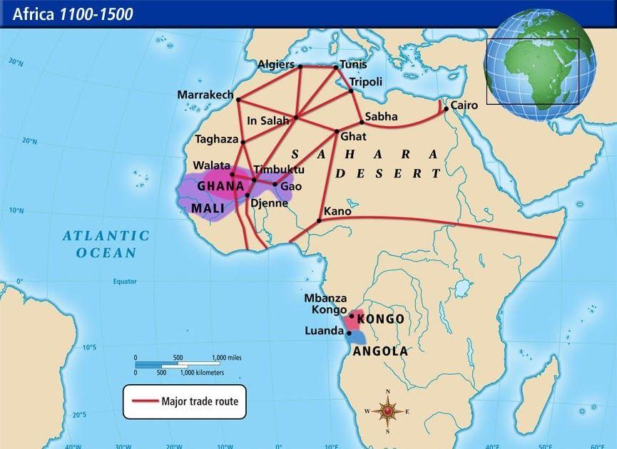 كم يبلغ عدد سكان جمهورية بنين Africa Map Family History Africa