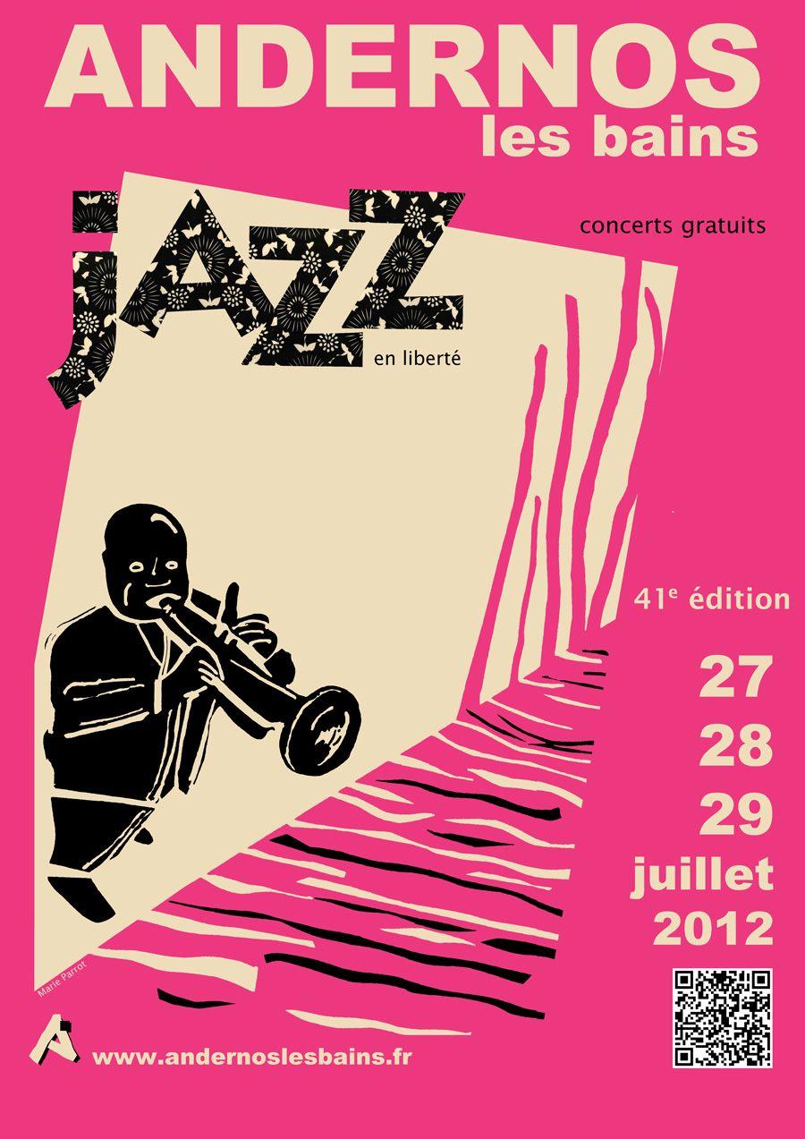 JAZZ EN LIBERTE à Andernos-les-Bains (33) du 27 au 29 juillet