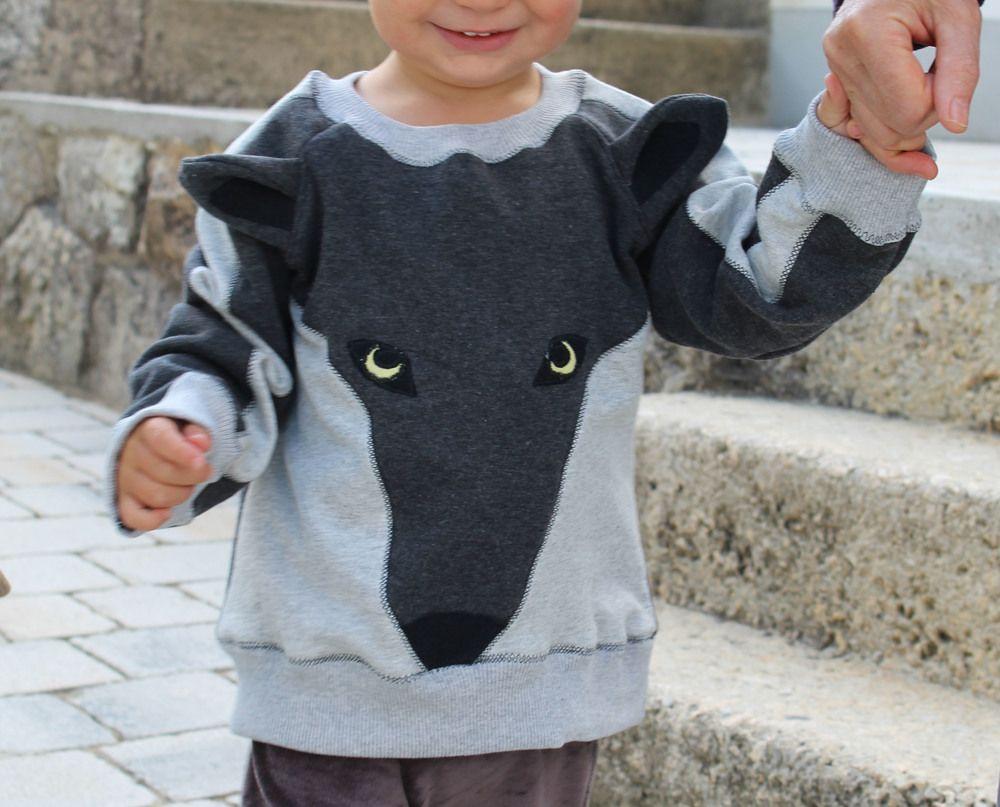 Foto zu Schnittmuster #16 Small Nice Wolf von Ottobre Design ...