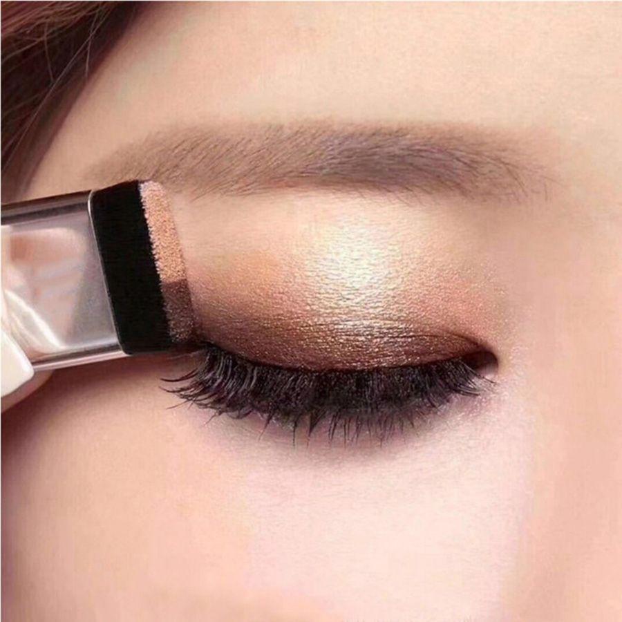 Maquillaje de sombra de ojos doble fácil de usar 🔥😍 Solo € 8.50