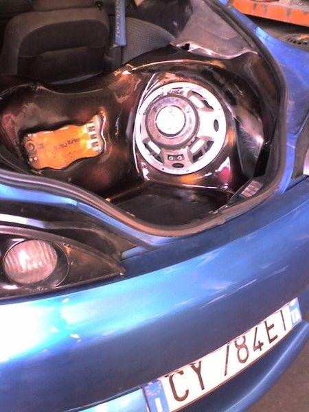 Ford puma tuning 2° evo