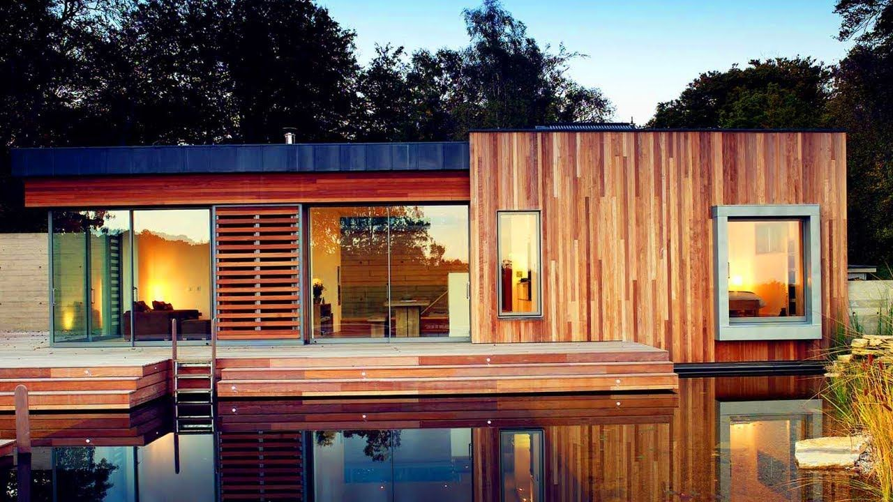 gorgeous forest house from small house swoon small house design - Sw Small House Plans