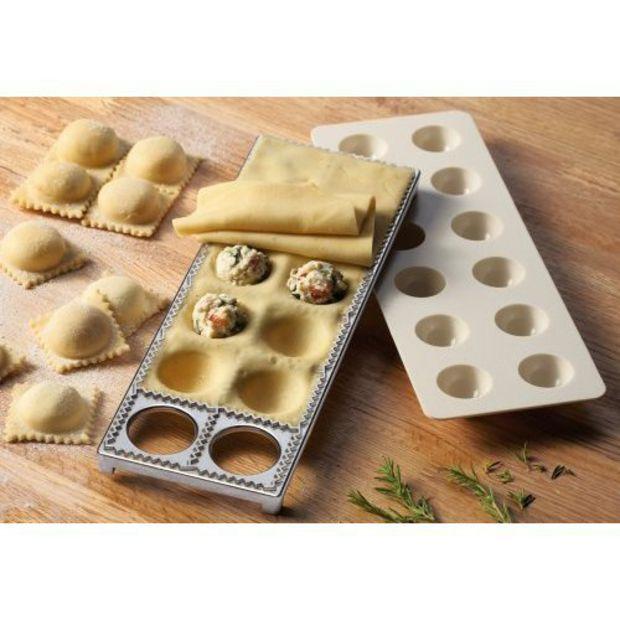 how to make ravioli with a pasta machine