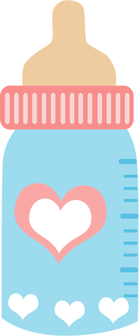 Free Baby Bottle Clipart in AI, SVG, EPS or PSD