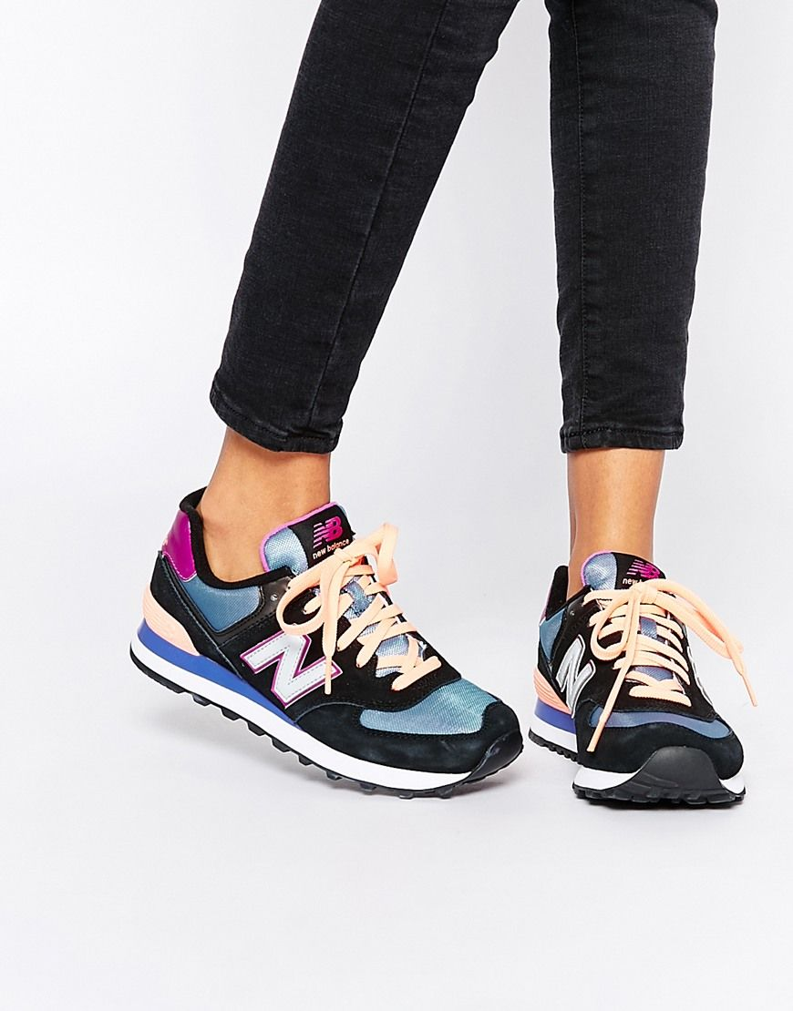 new balance trainers womens 574