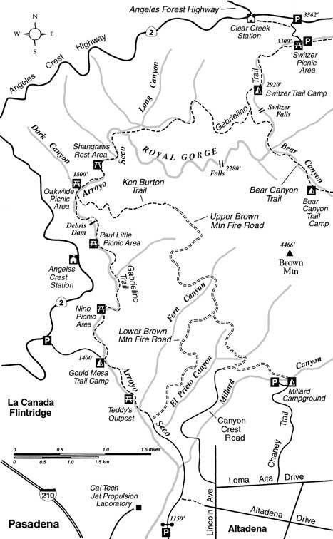 Hike The Arroyo Nature Hikes Hiking Trip Planning