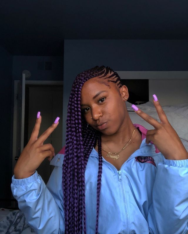 Follow Princesspinss For More Poppin Pins Lemonade Braids Hairstyles Weave Hairstyles Braided Hair Styles