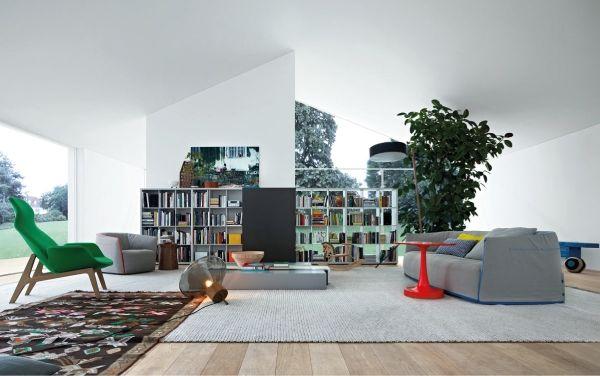 arredare e progettare un soggiorno di design salotti