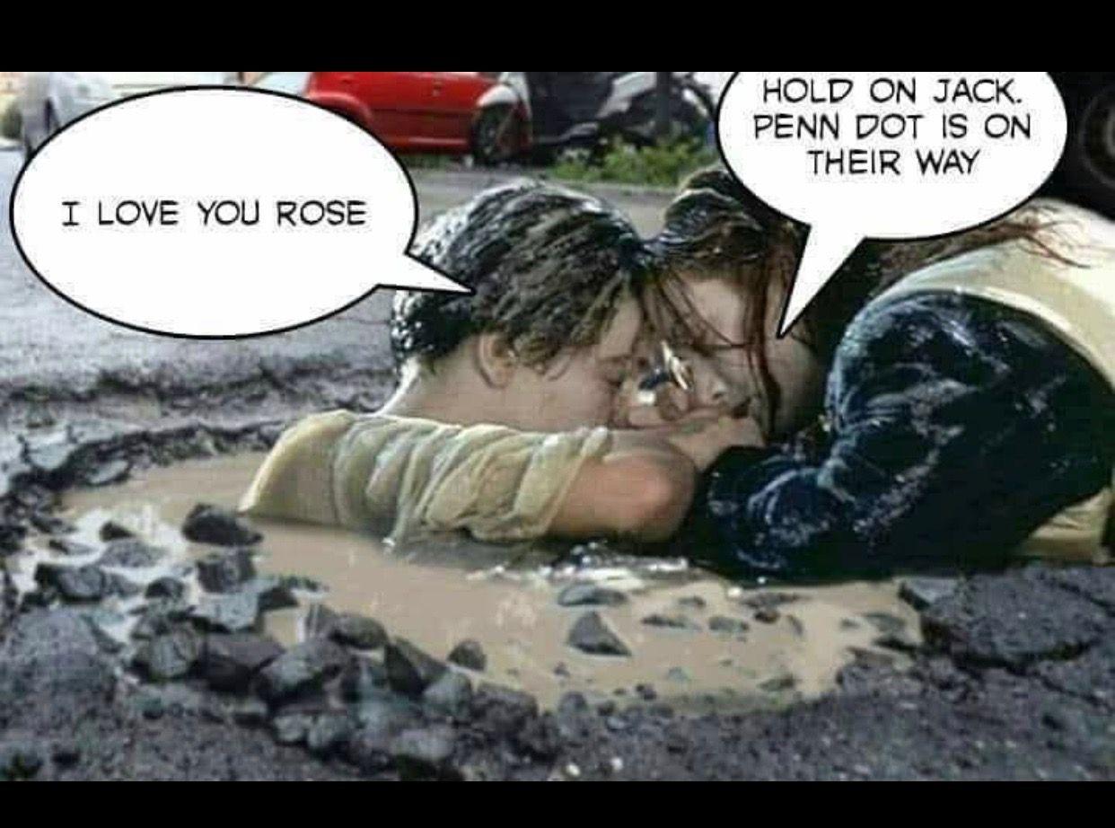 West Virginia Meme Version
