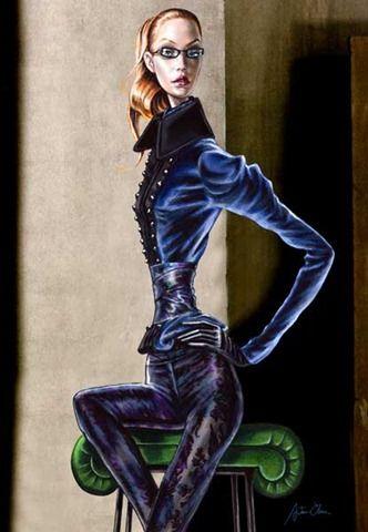 Arturo Elena #Arturo, #Elena, #Fashion, #Illustration