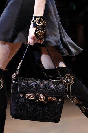 Versace #MFW