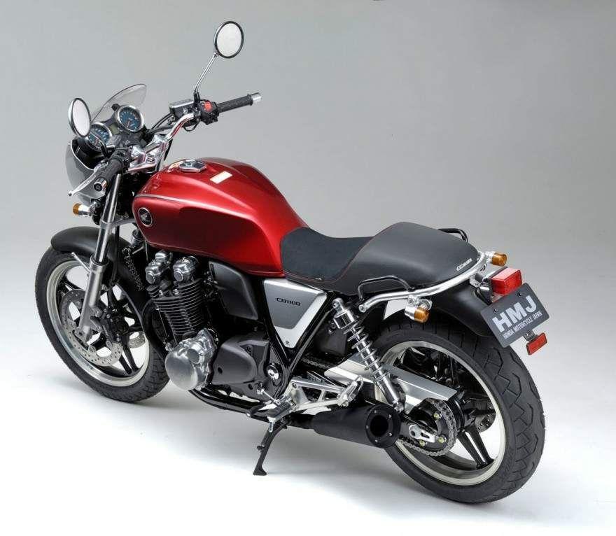 Honda CB1100 Cafè Racer by Mugen