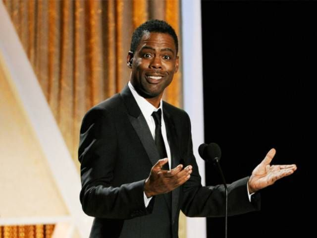 Chris Rock writing his own script for Oscars - The Express Tribune