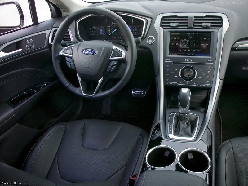Ford Fusion Interior 2013 800x600 39 Of 56 Ford Fusion 2013 Ford Fusion Ford