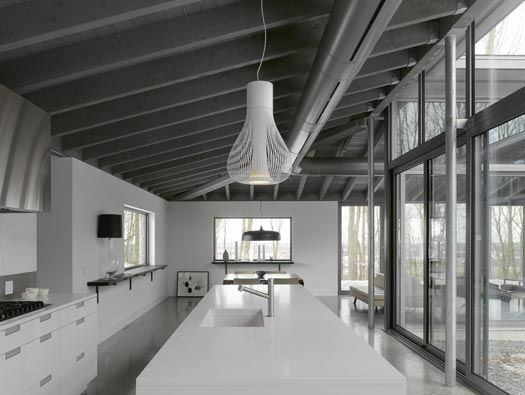 Lovely Gallery: Bromont House By Paul Bernier Architecte Http://www.paulbernier. Good Ideas