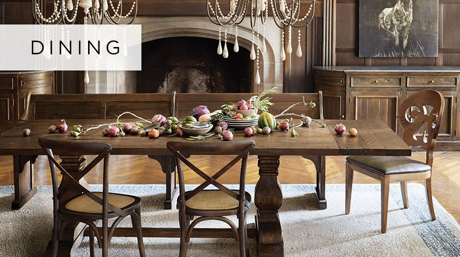 Arhaus Dining Room Furniture Dining Dining Room Furniture