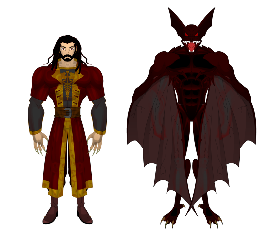 Archenemy De Kayn Vald Dracula Por Mr Redx Dracula Comic Heroes Villain