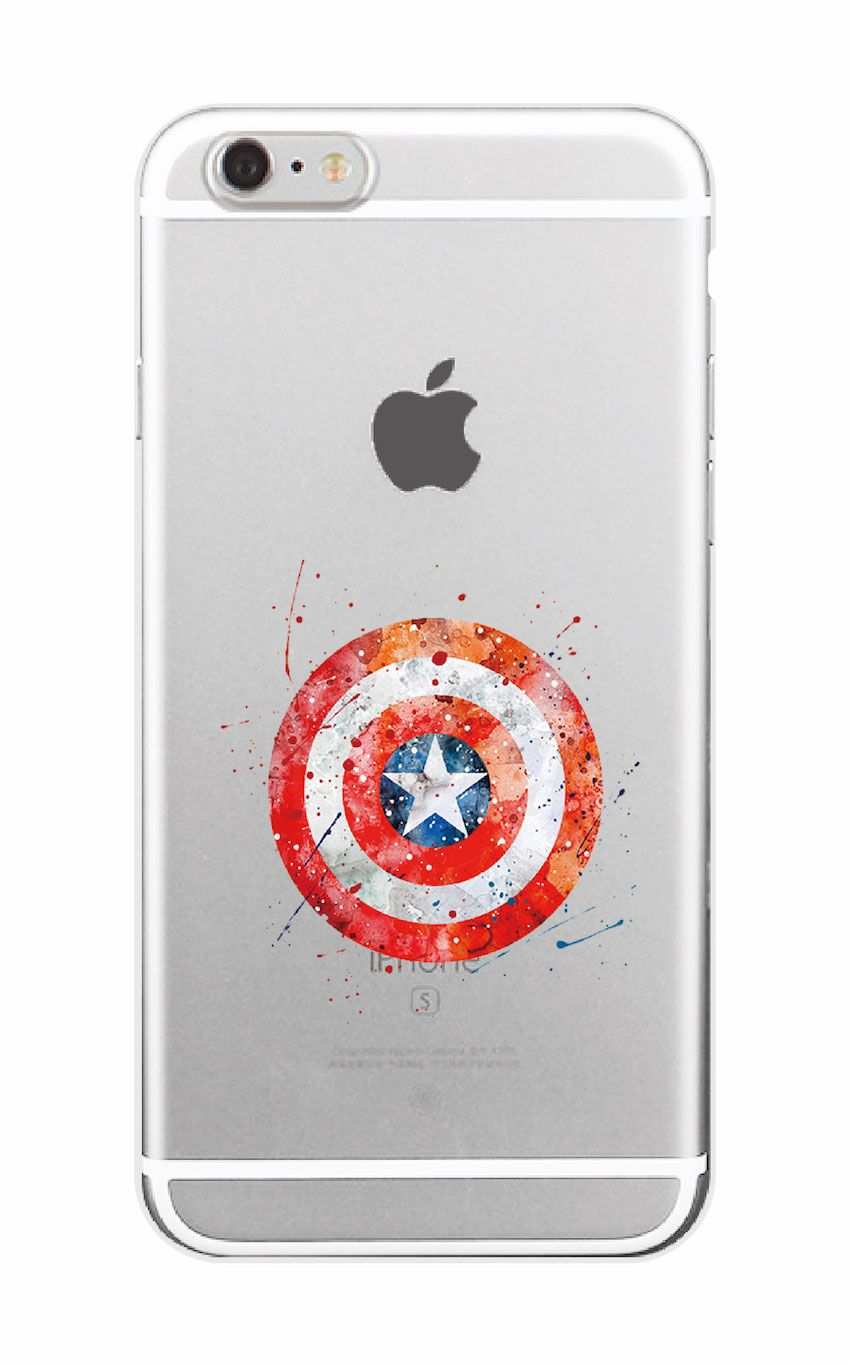 coque iphone 7 plus captain america