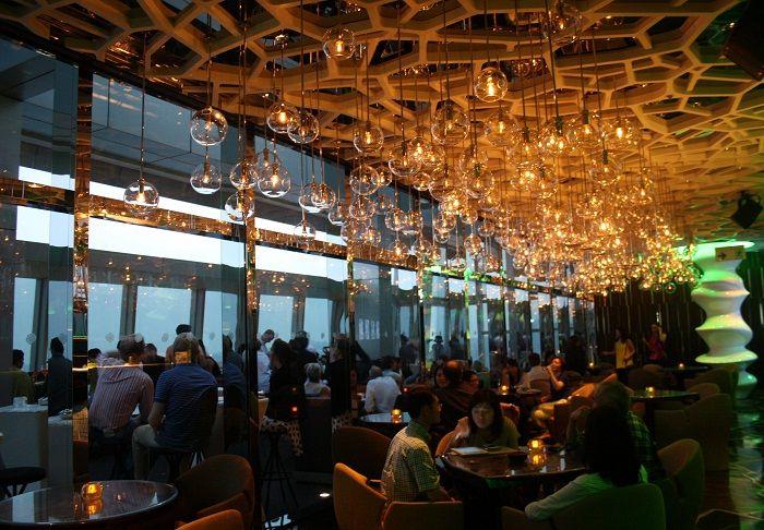 OZONE at Ritz-Carlton Hong Kong | clubs | Pinterest | Bar, Wine bars ...
