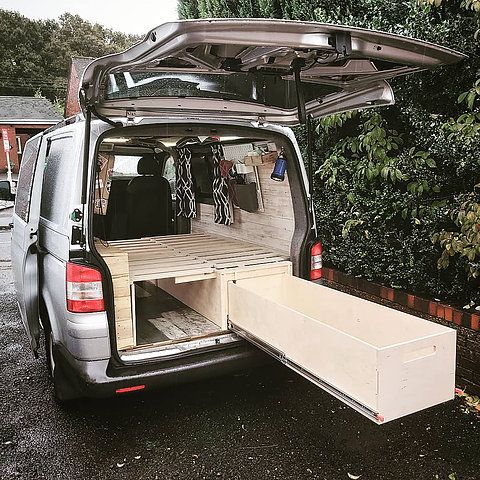 Photo of Campervan Beds | Kitchen Units | Furniture | The Ply Guys | Sheffield
