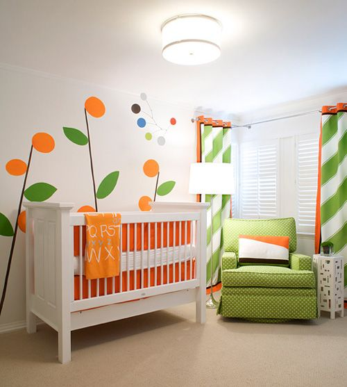 Ideas decoracin bebes Pinterest Decoracion bebe Habitaciones