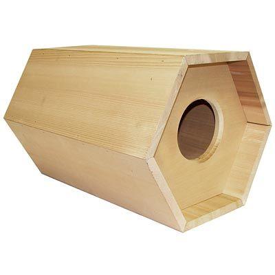 Heath Mallard Nesting Box at BestNest