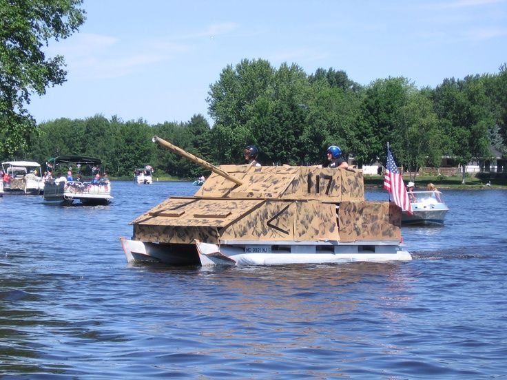 Image result for 4th of july float ideas | Boat parade ideas ...