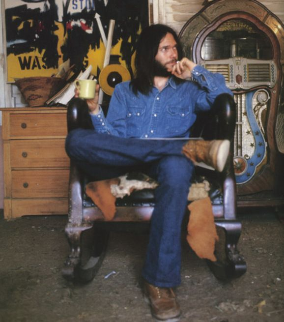 Snapshot: Neil Young | When You Awake - Indie Folk, Classic ...