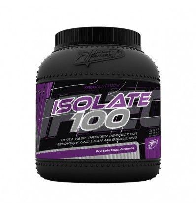 Isolate 100 De Trec Nutrition Es Un Suplemento Alimenticio De