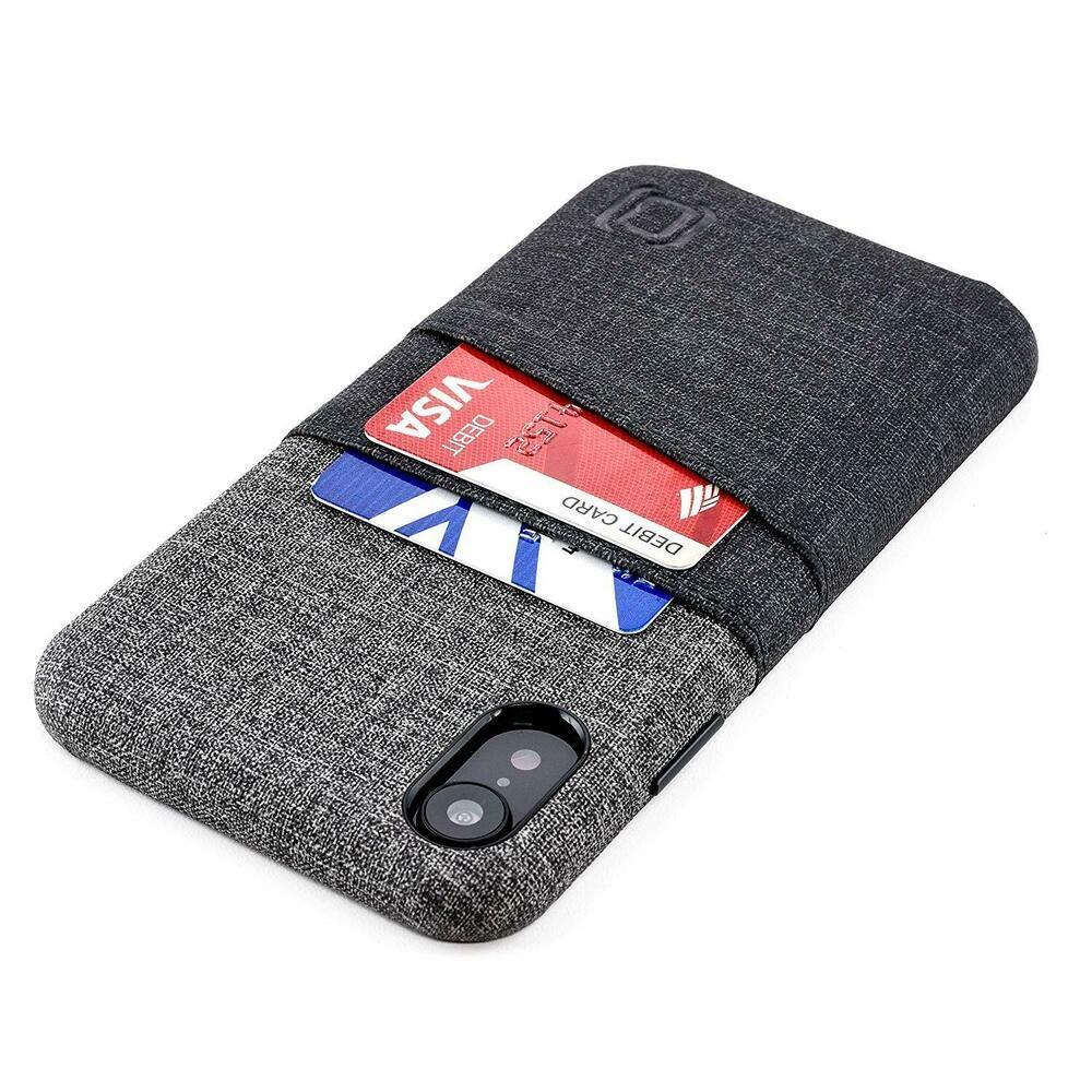 Dockem luxe m2 wallet case for iphone xr builtin