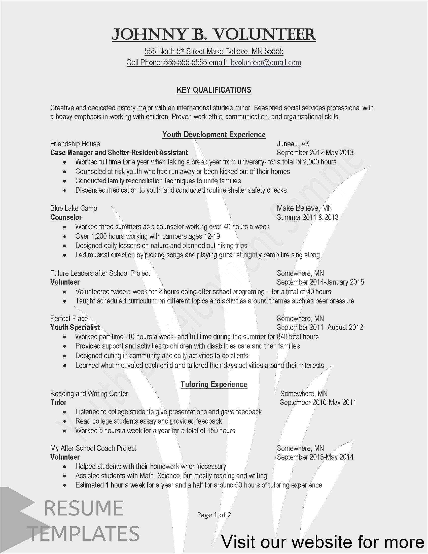 resume template editable Professional in 2020 Resume